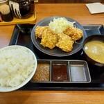 からやま - 料理写真:からやま定食(梅)