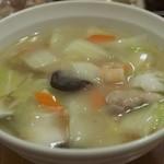 15523449 - 五目汁麺
