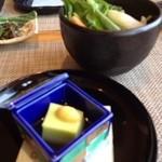 15523772 - 稲吉ステーキランチ  銀杏豆腐