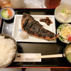 旬菜魚 いなだ - 料理写真:特厚とろほっけの開き定食