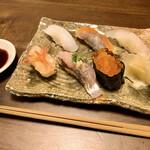 四六八ちゃ個室別館 - 御寿司