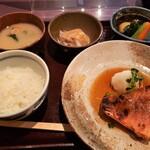 瑳こう - 焼き魚定食