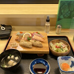 巴寿司 - 料理写真:ランチ1100円!