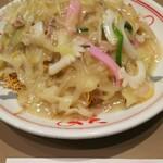 中国菜館 江山楼 - 王さんの皿うどん