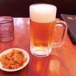 15524527 - 生ビール350円
