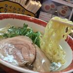 155243889 - 厚木本丸亭(神奈川県厚木市幸町)本丸塩らー麺