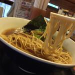 155244535 - 中華そば 麺や食堂 本店(神奈川県厚木市幸町)中華そば