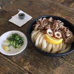カマ喜ri - 肉ぶっかけの冷