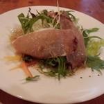 遊楽太郎 - 料理写真:週替わりランチの前菜
