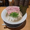 麺屋 まほろ芭 - 料理写真:セメント感たっぷり!