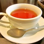 ビストロ ヌー - 紅茶。