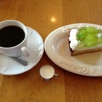ボワード - コーヒー&ケーキ