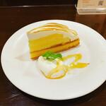 珈琲店 スパニョラ - レモンタルト