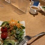 イル・キャンティ  - サラダ