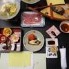 萬国屋 - 料理写真:夕食