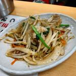 三陽 - 野菜炒め ¥630