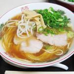 萬福 - 中華そば【630円】