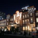 ブラッスリー・ヴィロン - 東京駅丸の内駅舎から2~3分ですよ^^