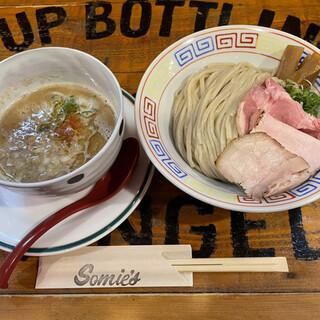 麺屋 Somie's - 料理写真:つけ麺全ちゃんを並で