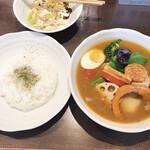 五○堂 - チキン野菜カリー