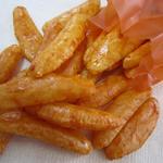 かきたねキッチン - 海老のチリソース味