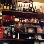 サントラントヌフ - お酒がいっぱい