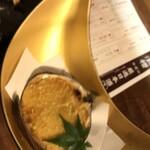 横浜 酒槽 - 北寄貝フライ