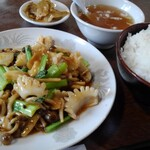 中華 渓竜 - 料理写真: