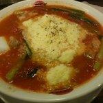 太陽のトマト麺 - 太陽のチーズラーメン1
