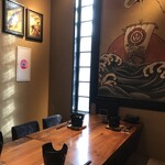 横浜 酒槽 - 個室