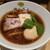 麺に光を 別邸 - 料理写真:味玉 醤油の光