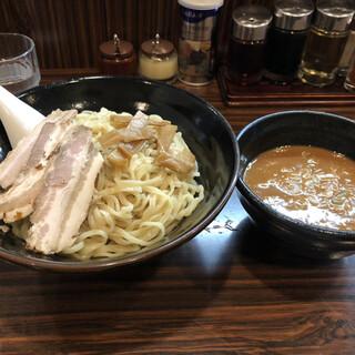 ラーメン長山 - 料理写真:魚介つけ麺(800円) 2玉