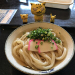 手打ち讃岐うどん たくま - 料理写真:冷やかけ小290円(税込)