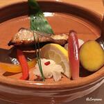 和海味処 いっぷく - 鰆の西京漬