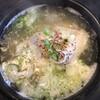 明洞 - 料理写真:ハンゲタン+半ライス付き 1,078円