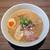 らーめん専門店 拉ノ刻 - 鶏白湯