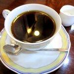 ローマン - ドリンク写真:ブレンドコーヒー!