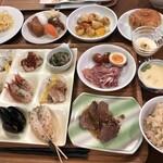 ホテル華乃湯  - 料理写真:創作料理