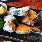 伊豆高原ビール本店レストラン - 地魚竜田揚げ