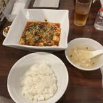 四川小吃 雲辣坊 - 麻婆豆腐定食