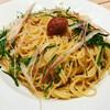 トレタッテ - 料理写真:今月のパスタ(和風パスタ)