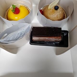 cake & cafe Ecrin - 料理写真:
