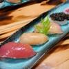 八丈島郷土料理 梁山泊 - 料理写真:島寿司