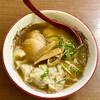 龍王 - 料理写真:ワンタン麺