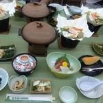 与里道 - ヒレカツ定食