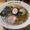 Chuukasoba furuichi - 料理写真:玉子入り中華そば