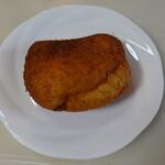 ポワール - 料理写真:ウインナーカレー(160円)