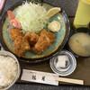 冠月 - 料理写真:白身魚フライ定食