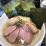 ヌードルズキッチン ガナーズ - 汐そばの特製トッピング@1,130円