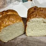 チーズ食パン専門店 ふろまーじゅ - クリームチーズ生食パン